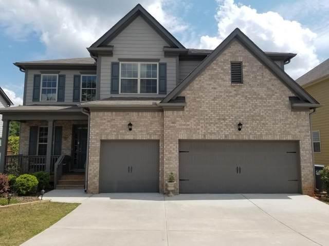 1241 Newbridge Circle, Buford, GA 30519 (MLS #6686616) :: The Butler/Swayne Team