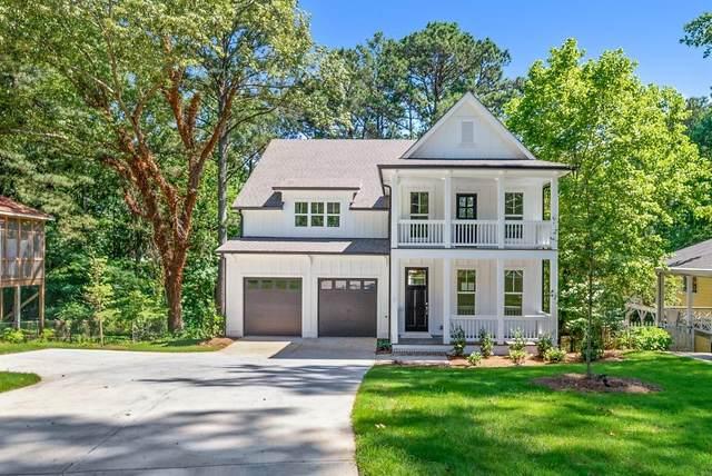 1356 Woodland Hills Drive NE, Atlanta, GA 30324 (MLS #6687161) :: The Zac Team @ RE/MAX Metro Atlanta
