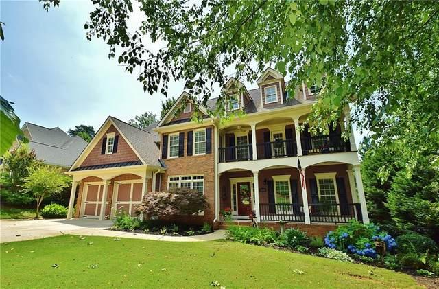 3508 Lake Ridge Drive, Gainesville, GA 30506 (MLS #6687402) :: Thomas Ramon Realty