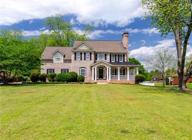 120 Lake Park Drive N, Sharpsburg, GA 30277 (MLS #6690278) :: Kennesaw Life Real Estate
