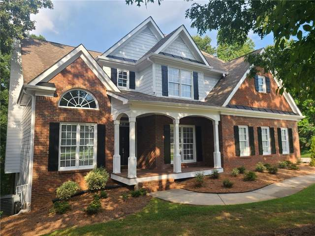 312 N Brooke Drive, Canton, GA 30115 (MLS #6690430) :: Todd Lemoine Team