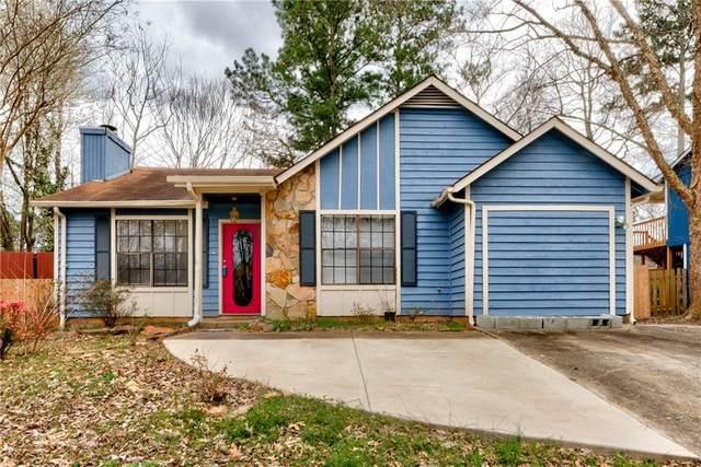 891 Shiloh Ridge Run NW, Kennesaw, GA 30144 (MLS #6690884) :: Rich Spaulding