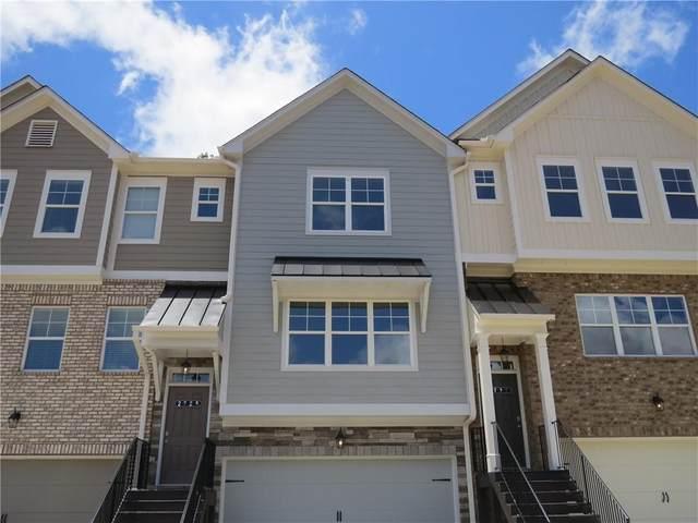2725 Hedgeway Circle, Kennesaw, GA 30144 (MLS #6691069) :: North Atlanta Home Team