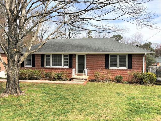2185 Trailwood Drive SE, Smyrna, GA 30080 (MLS #6691574) :: The Heyl Group at Keller Williams