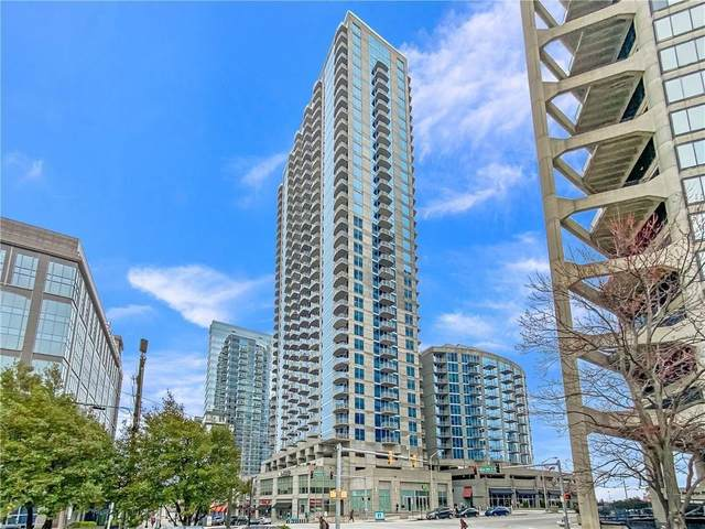 400 W Peachtree Street NW #2616, Atlanta, GA 30308 (MLS #6691767) :: The Zac Team @ RE/MAX Metro Atlanta