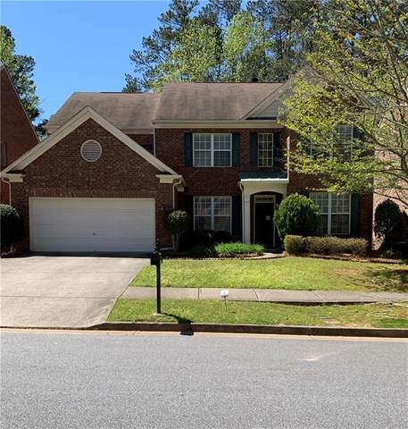 3958 Kingsley Park Lane, Peachtree Corners, GA 30096 (MLS #6692120) :: KELLY+CO
