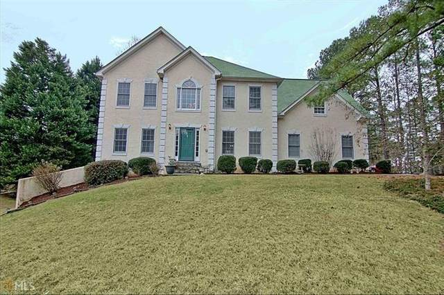 120 Marina Court, Fayetteville, GA 30215 (MLS #6693704) :: The Zac Team @ RE/MAX Metro Atlanta