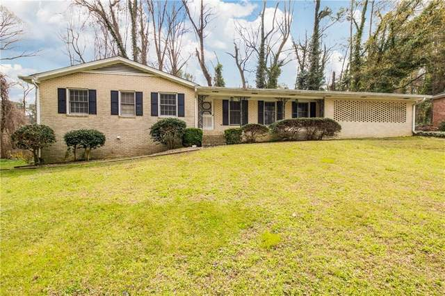1356 Oakcrest Drive SW, Atlanta, GA 30311 (MLS #6695376) :: North Atlanta Home Team