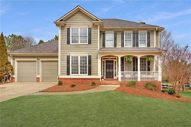 88 Westmead Place, Acworth, GA 30101 (MLS #6695703) :: North Atlanta Home Team