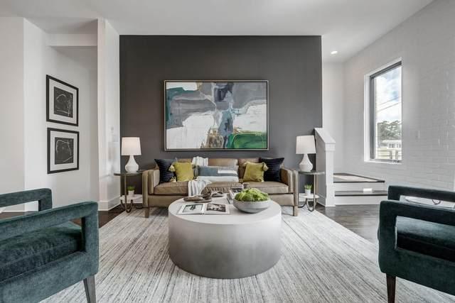 550 N Highland Avenue #8, Atlanta, GA 30307 (MLS #6695774) :: Good Living Real Estate