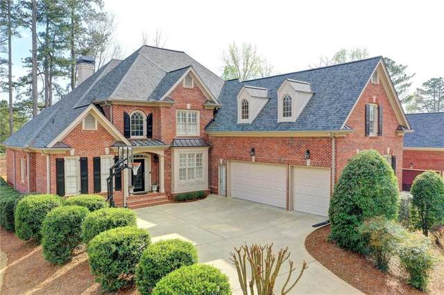 7545 Laurel Oak Drive, Suwanee, GA 30024 (MLS #6696028) :: North Atlanta Home Team