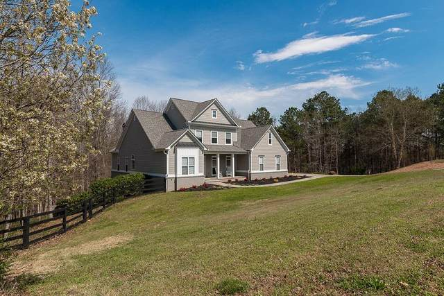 175 Dawson Creek Drive, Ball Ground, GA 30107 (MLS #6696608) :: Path & Post Real Estate
