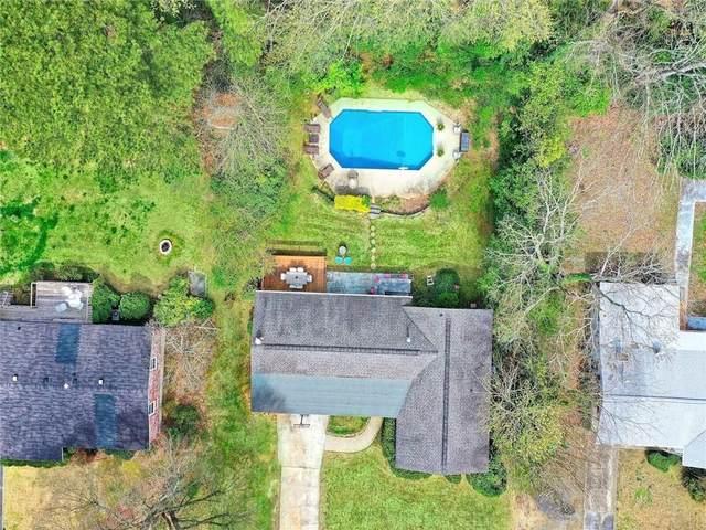 1877 Balmoral Road, Smyrna, GA 30080 (MLS #6698401) :: MyKB Partners, A Real Estate Knowledge Base