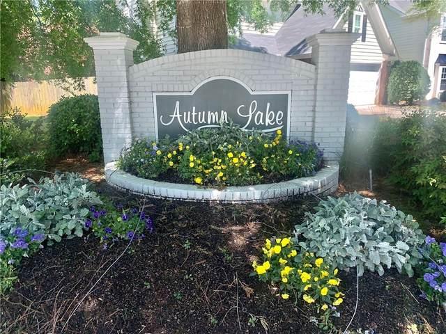 2509 Waterstone Way, Marietta, GA 30062 (MLS #6699123) :: Tonda Booker Real Estate Sales