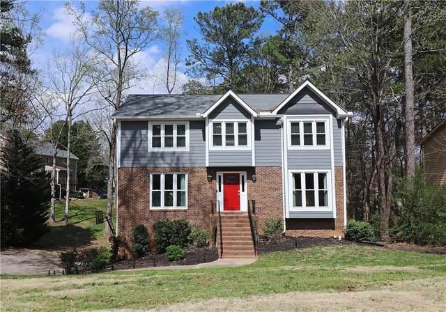 3327 Woodsfield Drive NE, Marietta, GA 30062 (MLS #6699496) :: North Atlanta Home Team