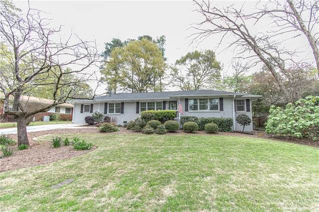 3699 Ashwood Drive SE, Smyrna, GA 30080 (MLS #6699785) :: The Butler/Swayne Team