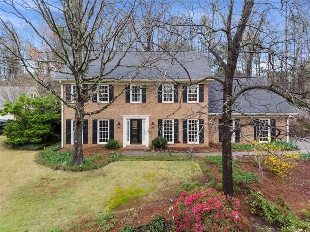 1865 Wicks Valley Drive, Marietta, GA 30062 (MLS #6700069) :: North Atlanta Home Team
