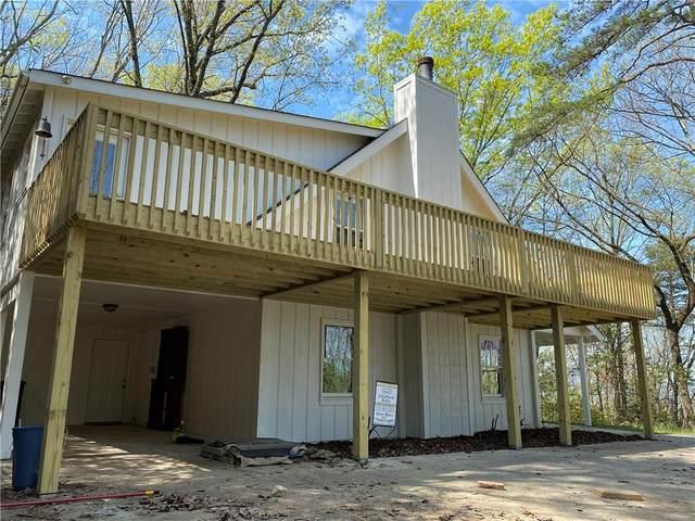370 Crystal Hills, Clarkesville, GA 30523 (MLS #6700220) :: Thomas Ramon Realty