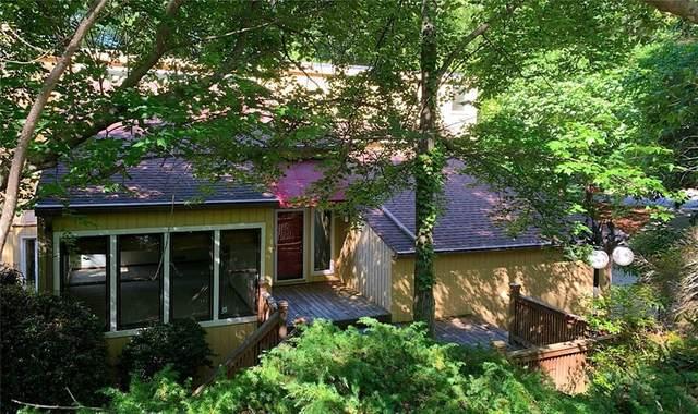 8885 N Mount Drive, Johns Creek, GA 30022 (MLS #6700453) :: RE/MAX Prestige