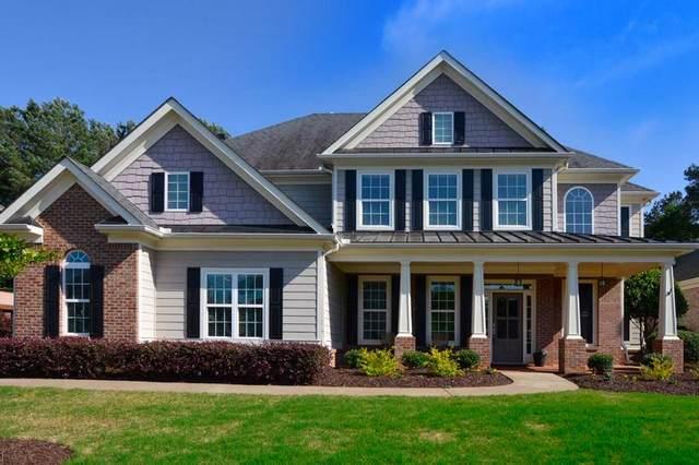 832 Windsor Creek Trail, Grayson, GA 30017 (MLS #6700555) :: MyKB Partners, A Real Estate Knowledge Base