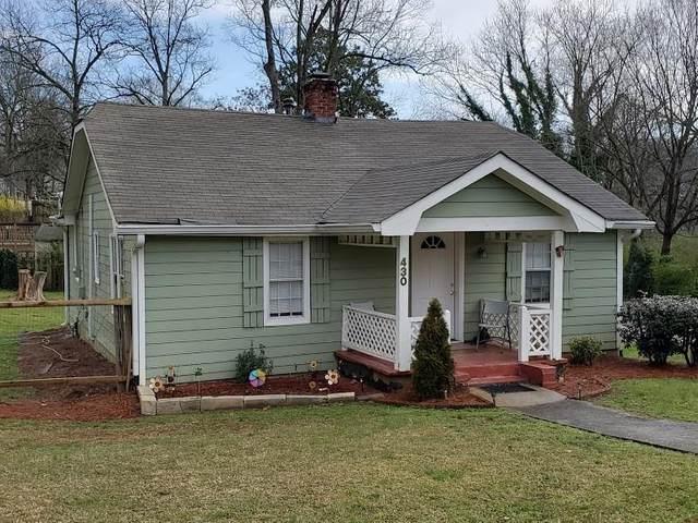 430 Power Avenue, Buford, GA 30518 (MLS #6700838) :: The Heyl Group at Keller Williams