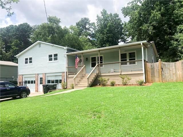 119 Pioneer Drive, Woodstock, GA 30188 (MLS #6701374) :: North Atlanta Home Team