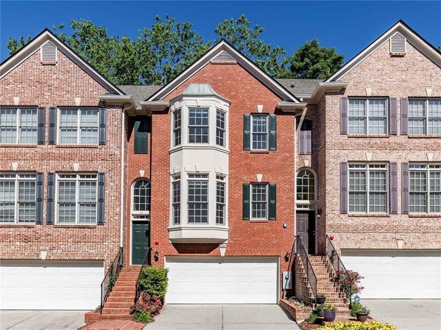 2192 Briarwood Bluff, Atlanta, GA 30319 (MLS #6701960) :: The Heyl Group at Keller Williams