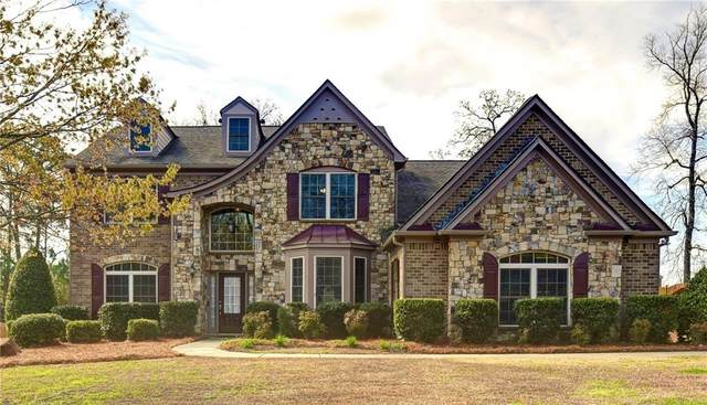 3919 Nemours Trail NW, Kennesaw, GA 30152 (MLS #6702396) :: Path & Post Real Estate