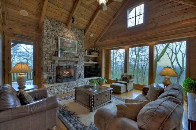 500 Chief Whitetails, Ellijay, GA 30540 (MLS #6702399) :: The Heyl Group at Keller Williams