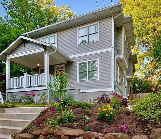 109 Melrose Avenue, Decatur, GA 30030 (MLS #6702621) :: North Atlanta Home Team