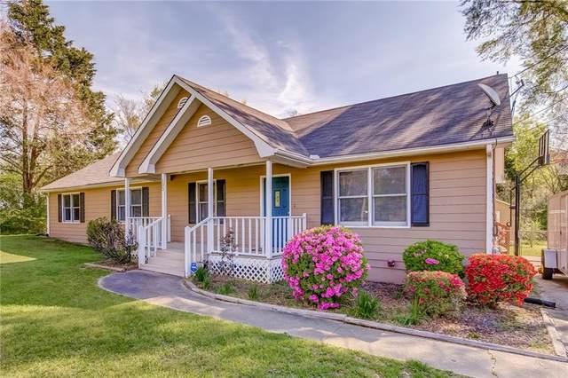133 Manning Mill Road NW, Adairsville, GA 30103 (MLS #6703155) :: RE/MAX Paramount Properties