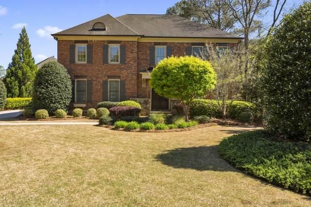 1051 Gramercy Lane, Alpharetta, GA 30004 (MLS #6704495) :: HergGroup Atlanta