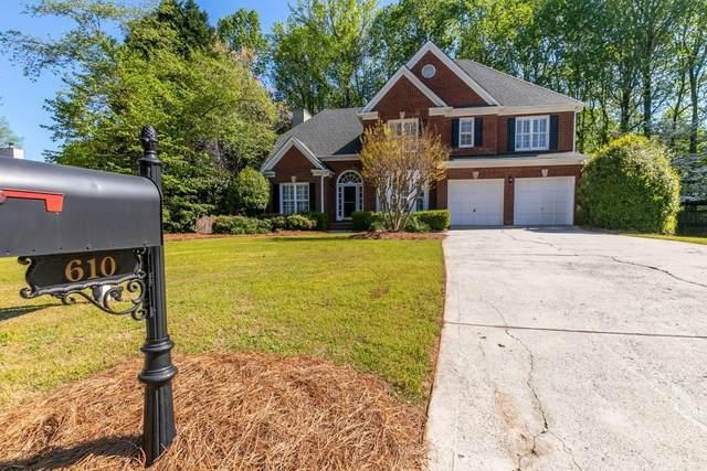 610 Evening Pine Lane, Alpharetta, GA 30005 (MLS #6705840) :: Charlie Ballard Real Estate