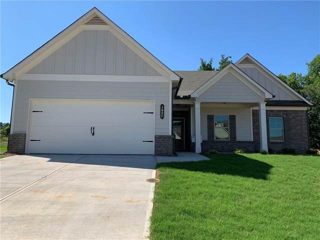 1527 Davey Circle, Hoschton, GA 30548 (MLS #6709594) :: AlpharettaZen Expert Home Advisors