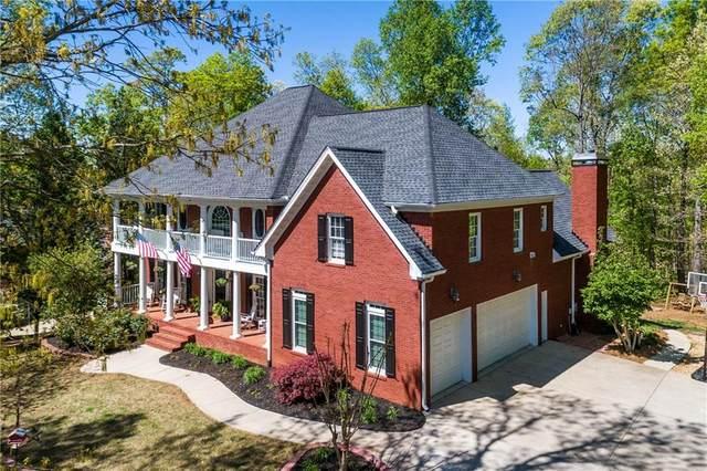 115 Ridge View Drive, Ball Ground, GA 30107 (MLS #6709643) :: Tonda Booker Real Estate Sales