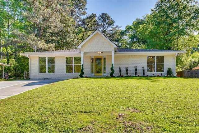 995 Greenbriar Circle, Decatur, GA 30033 (MLS #6710047) :: Thomas Ramon Realty