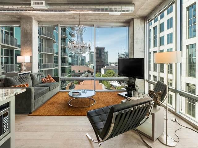 943 Peachtree Street NE #1019, Atlanta, GA 30309 (MLS #6710776) :: Tonda Booker Real Estate Sales
