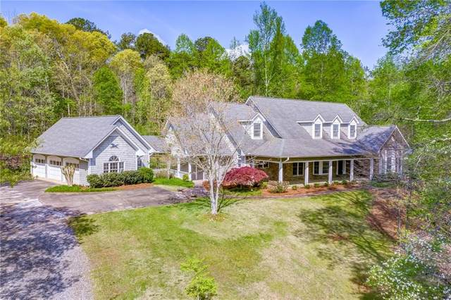 2285 Mountain Road, Milton, GA 30004 (MLS #6711728) :: The Kroupa Team | Berkshire Hathaway HomeServices Georgia Properties