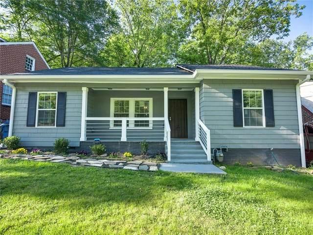 1760 Rogers Avenue SW, Atlanta, GA 30310 (MLS #6712197) :: Kennesaw Life Real Estate