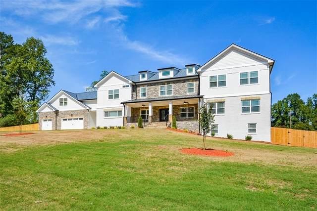3171 Sewell Mill Road, Marietta, GA 30062 (MLS #6712435) :: North Atlanta Home Team