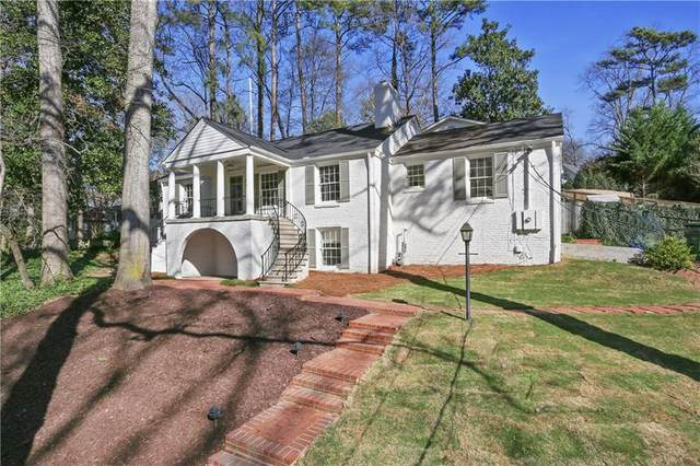 550 Spring Valley Road NW, Atlanta, GA 30318 (MLS #6714570) :: The Zac Team @ RE/MAX Metro Atlanta