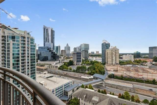 3445 Stratford Road NE #2101, Atlanta, GA 30326 (MLS #6716826) :: North Atlanta Home Team