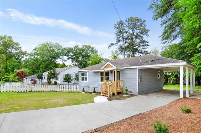 1538 Briarwood Road NE, Brookhaven, GA 30319 (MLS #6717748) :: RE/MAX Paramount Properties
