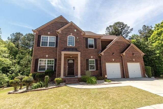 1307 Clear Stream Ridge, Auburn, GA 30011 (MLS #6717868) :: Thomas Ramon Realty