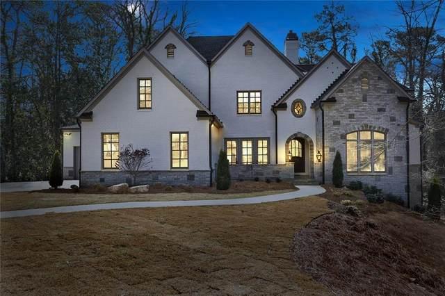 4838 Lake Forrest Drive, Sandy Springs, GA 30342 (MLS #6718796) :: North Atlanta Home Team
