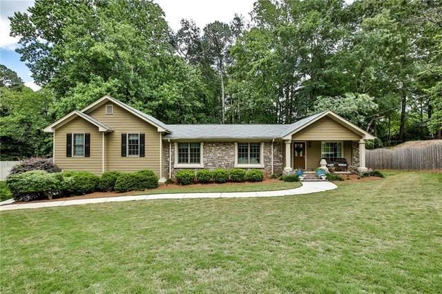 212 Doeskin Lane, Smyrna, GA 30082 (MLS #6719889) :: North Atlanta Home Team