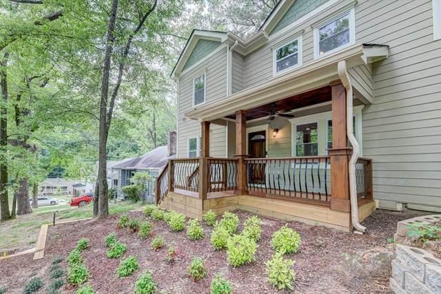 1753 Derry Avenue SW, Atlanta, GA 30310 (MLS #6720415) :: Tonda Booker Real Estate Sales