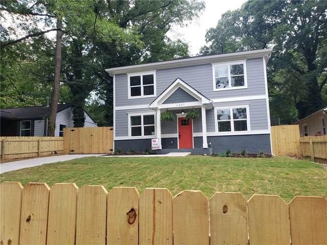 1407 Graymont Drive SW, Atlanta, GA 30310 (MLS #6721194) :: The Heyl Group at Keller Williams