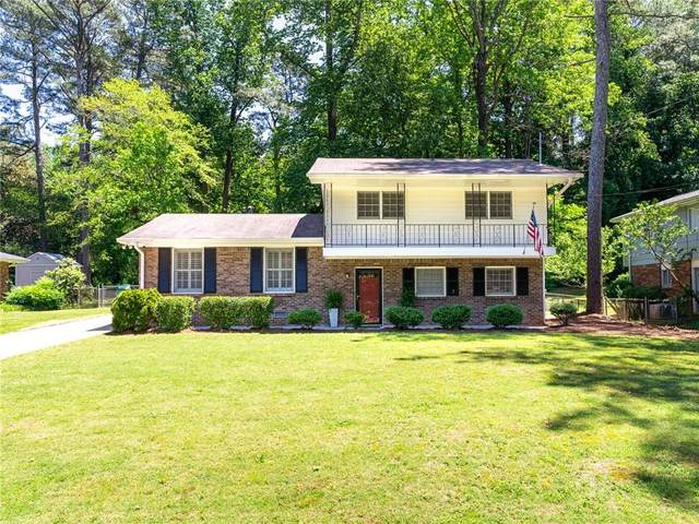2815 Templar Knight Drive, Tucker, GA 30084 (MLS #6721748) :: Charlie Ballard Real Estate
