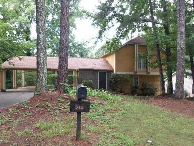 512 Plainville Drive, Atlanta, GA 30331 (MLS #6722483) :: The Heyl Group at Keller Williams